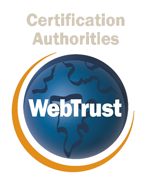 Webtrust Certification